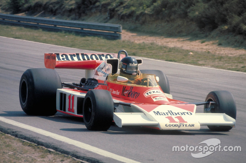 James Hunt, McLaren Ford (1976)