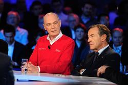 Dr. Wolfgang Ullrich, head of Audi Sport