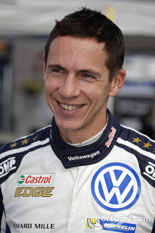 Julien Ingrassia, Volkswagen Motorsport