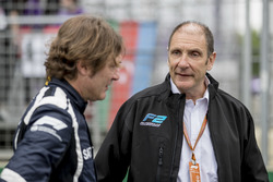 Bruno Michel and Marco Codello on the grid