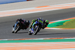 Valentino Rossi, Yamaha Factory Racing, Scott Redding, Aprilia Racing Team Gresini