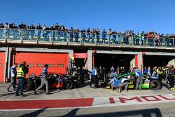 #17 Antonelli Motorsport: Loris Spinelli, Mikael Grenier, #30 Antonelli Motorsport: Emilian Dumitru