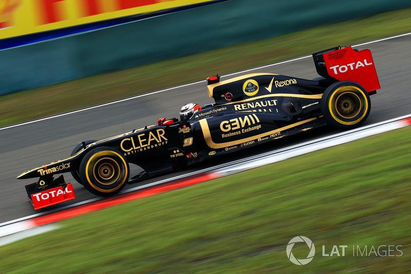 Lotus E20 (2012)