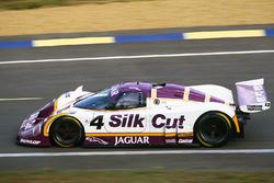 #4 TWR Jaguar XJR-8 LM: Eddie Cheever, Raul Boesel, Jan Lammers