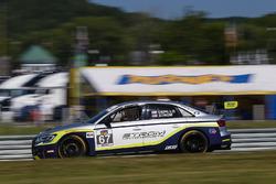 #67 Strom Motorsports, Audi RS3 LMS TCR, TCR: Brett Strom, David Depillo