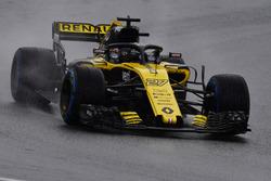 Nico Hulkenberg (GER) Renault Sport F1 Team RS18 Mark Sutton