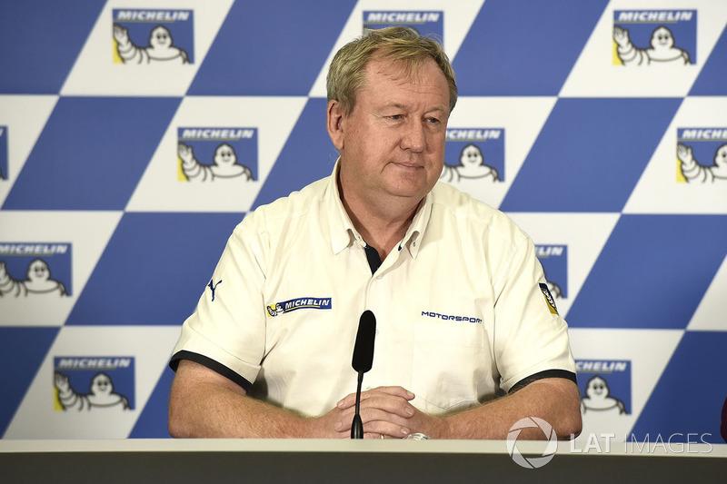 Pascal Couasnon, Michelin