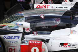 Казуки Накаджима, Toyota Gazoo Racing, Toyota TS050 Hybrid (№8)