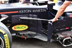 Бічні дефлектори Red Bull Racing RB14