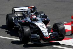 Kimi Raikkonen, McLaren Mercedes MP4/20