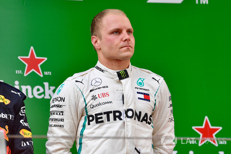 Podio: Valtteri Bottas, Mercedes-AMG F1