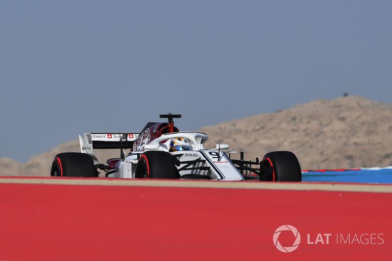 12. Маркус Ерікссон, Sauber — 2