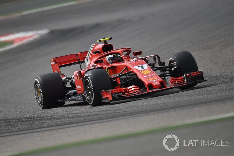2. Кімі Райкконен, Ferrari SF-71H