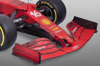 Peluncuran Scuderia Ferrari
