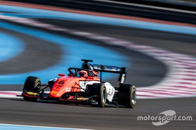 Paul Ricard test maart