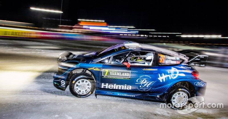 Понтус Тідеманд, Ола Флоен, M-Sport Ford, Ford Fiesta WRC 2019