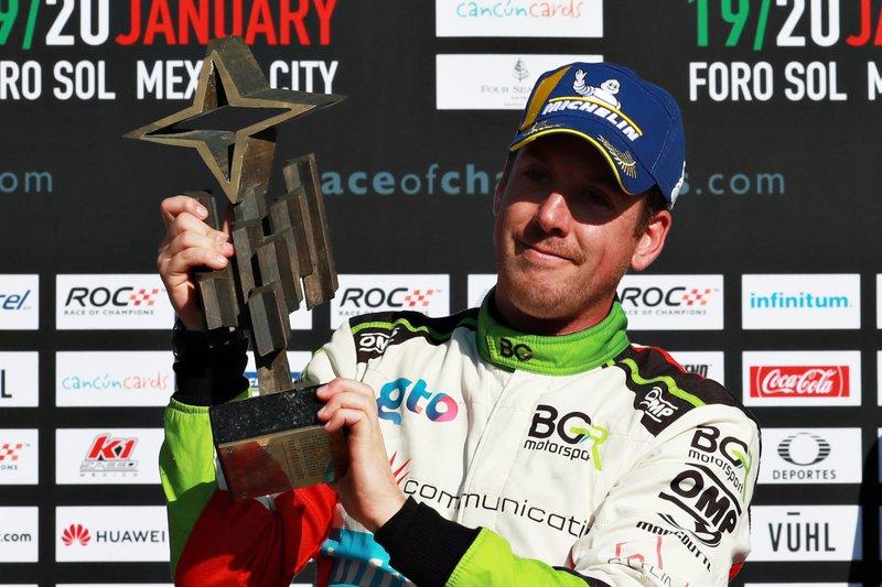 Победитель Бенито Герра