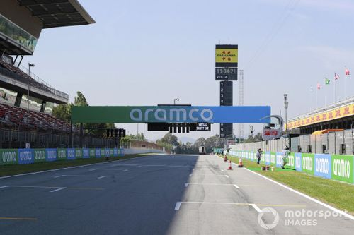 Liveblog - De eerste vrije training voor de Grand Prix van Spanje