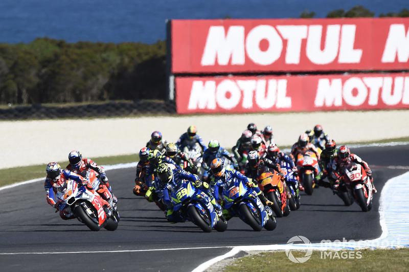 #17 GP d'Australie