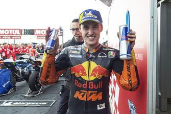 Il terzo classificato Pol Espargaro, Red Bull KTM Factory Racing