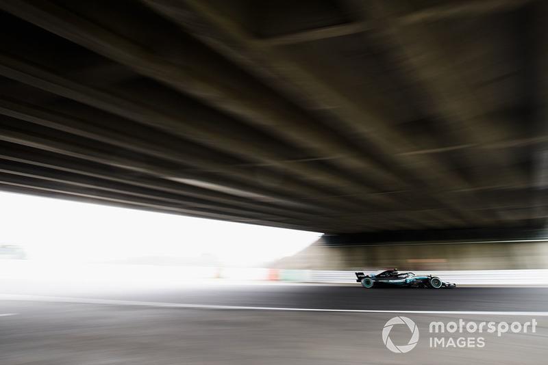 2 місце — Валттері Боттас, Mercedes. Умовний бал — 47,50