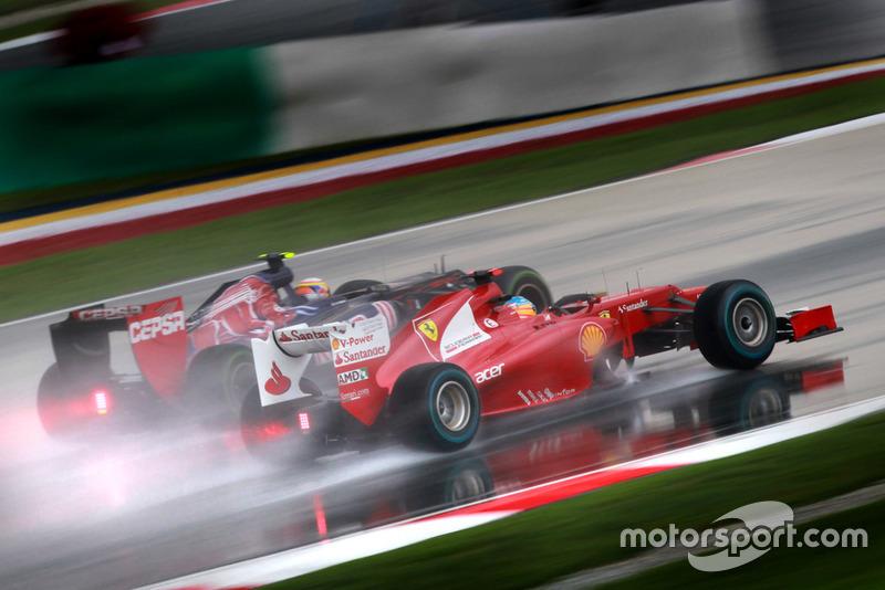 2012. Гран Прі Малайзії