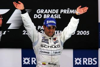 1. Juan Pablo Montoya, McLaren