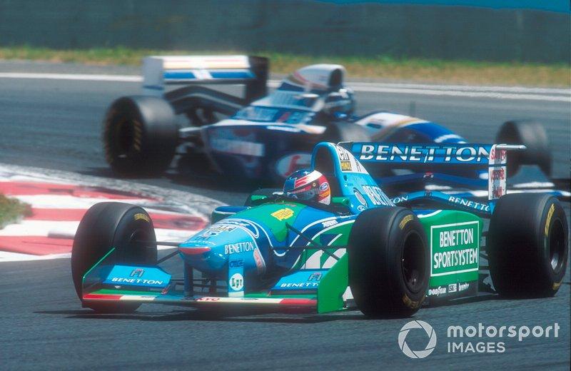 GP Perancis 1994
