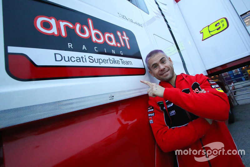 Alvaro Bautista, Ductai Team