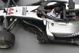 Mercedes technisch detail