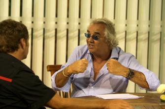 Flavio Briatore, Renault-Teamchef