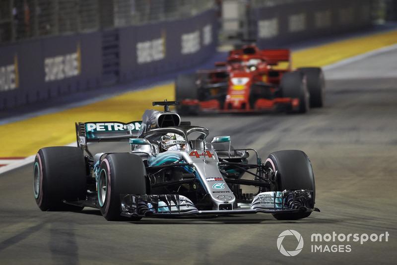 Феттель и Ferrari подозревают Хэмилтона в дезинформации