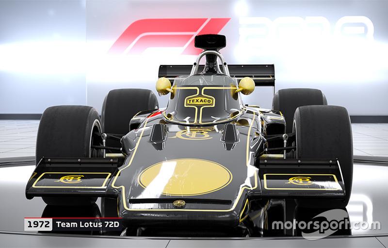 Lotus-72D