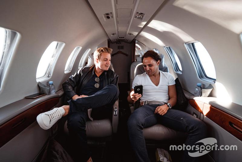 """Rosberg était """"cuit"""" au volant de la Gen2 !"""