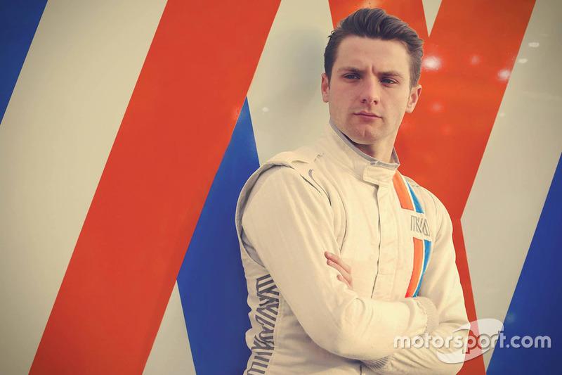 Джордан Кинг, пилот по разработке Manor Racing