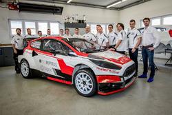 Команда World RX Team Austria