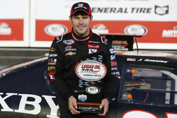 Race winner John Wes Townley