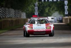 Lancia Stratos - Alexander Wurz