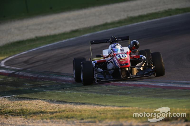 Ralf Aron, Prema Powerteam Dallara F312, Mercedes-Benz