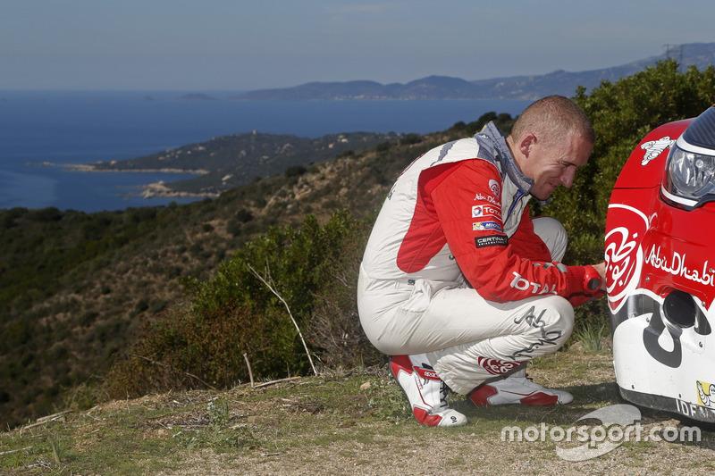 Paul Nagle, Citroën DS3 WRC, Citroën World Rally Team