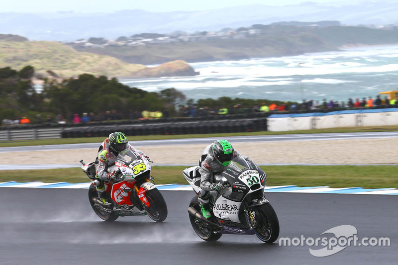 Eugene Laverty, Aspar MotoGP Team, Cal Crutchlow, Team LCR Honda