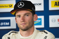 Press Conference: Maro Engel, Mercedes-AMG Team HWA, Mercedes-AMG C63 DTM