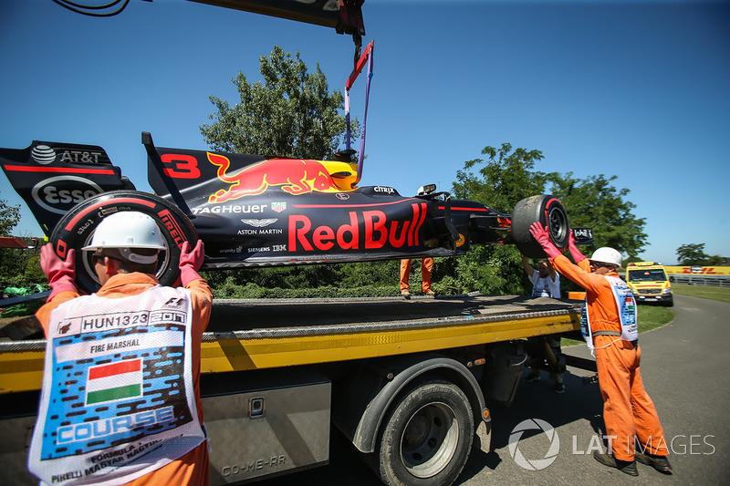 سيارة دانيال ريكاردو، ريد بُل ريسينغ