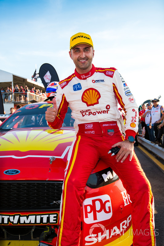 1. Fabian Coulthard, Team Penske Ford