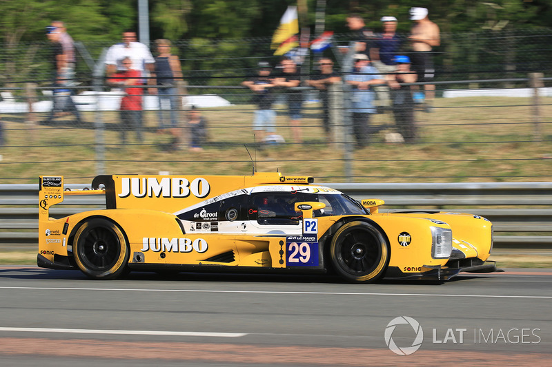 17. LMP2: #29 Racing Team Nederland, Dallara P217 Gibson