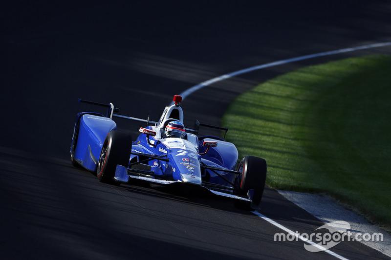 #26 Takuma Sato, Andretti Autosport / Honda
