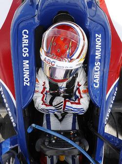Carlos Munoz, A.J. Foyt Enterprises Chevrolet