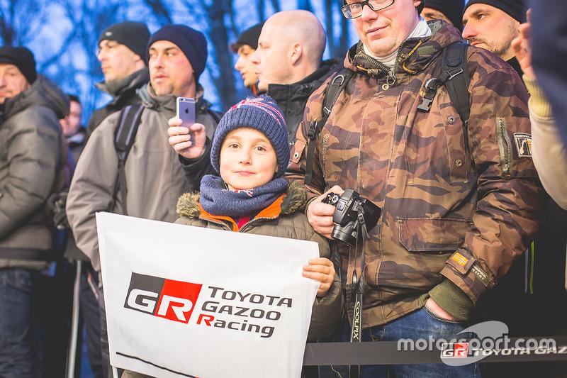 Fan de Toyota Racing