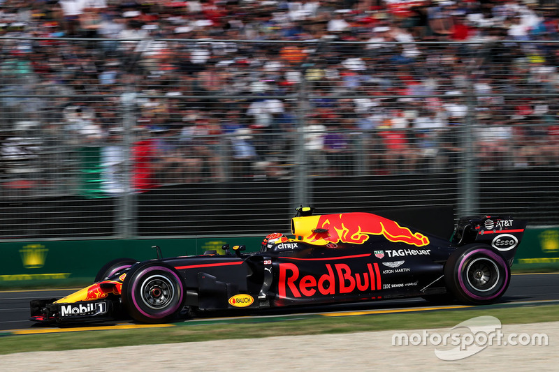 5. Max Verstappen, Red Bull Racing