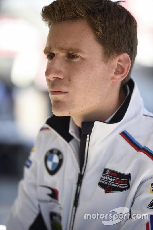 #24 BMW Team RLL, BMW M6 GTLM: Nicky Catsburg